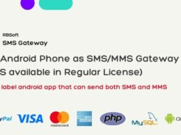 Codecanyon SMS Gateway Use Your Android Phone as SMS MMS Gateway SaaS v7.2.2 Nulled