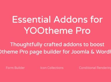 Essential Addons for YOOtheme Pro v1.4.7