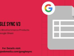 Sync WooCommerce with Google Sheets Pro v3.0 Nulled