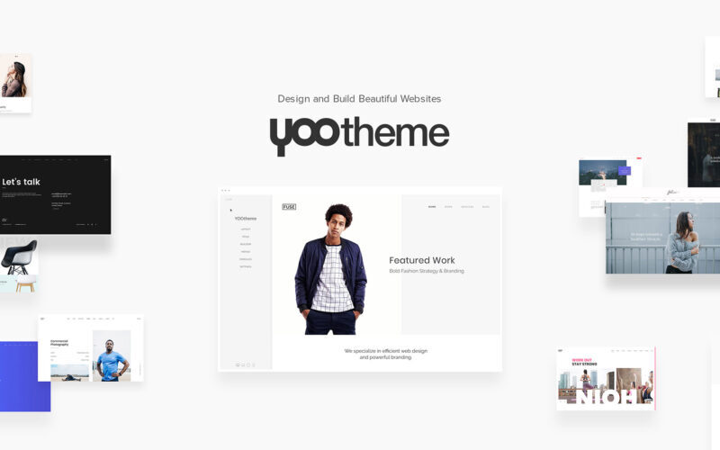 YooTheme Page Builder Pro v2.6.4 – Joomla Nulled
