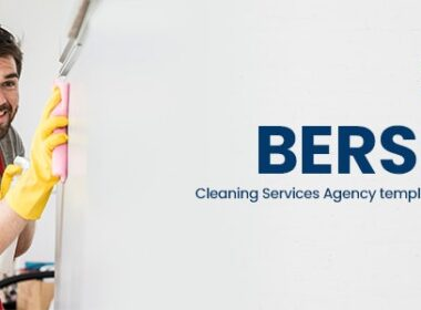 Berse Cleaning Services Joomla Templates v1.0