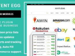Codecanyon Content Egg all in one plugin for Affiliate Price Comparison Deal sites v9.4.0 Nulled