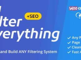 Codecanyon Filter Everything v1.3.0 WordPress WooCommerce Product Filter