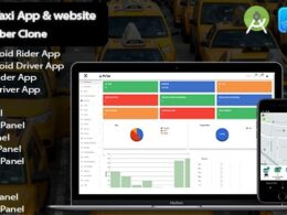 Codecanyon Pin Taxi Complete Solution Taxi app v1.0