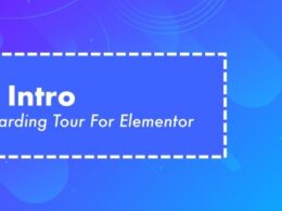 Codecanyon TM Intro User Onboarding Tour Addon For Elementor v1.0