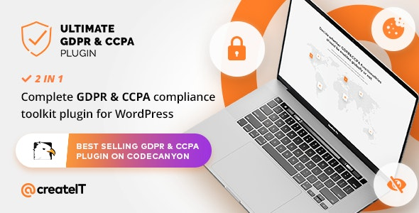 Codecanyon Ultimate GDPR CCPA Compliance Toolkit for WordPress v3.1 Nulled