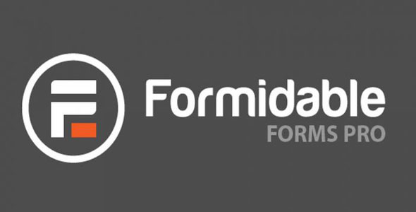 Formidable Forms Pro – WordPress Forms Plugin Online Application Builders v5.0.06 Addons