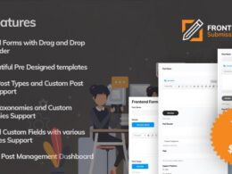 Frontend Post Submission Manager v1.3.3 Nulled