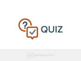 Gravity Forms Quiz Add On v3.8 Nulled