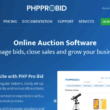 PhpProBid Online Auction Software v8.3 Nulled