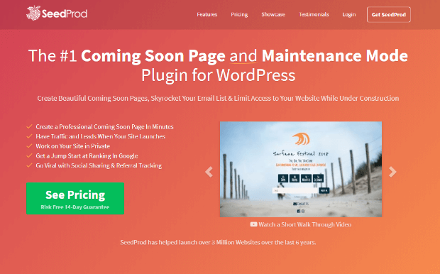 SeedProd Coming Soon Page Pro WordPress Plugin v6.7.2 Nulled