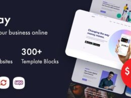 Sway Multi Purpose WordPress Theme with Page Builder v2.0