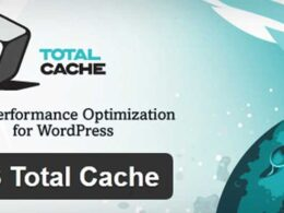 W3 Total Cache Pro v2.1.9 Nulled