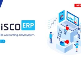 ZiscoERP – Powerful HR Accounting CRM System v4.0.5 Nulled